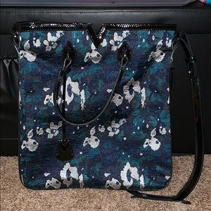 Opening Ceremony floral crossbody bag
